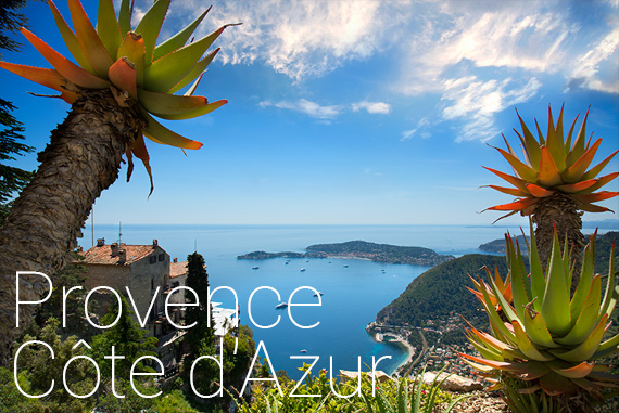 Provence and Côte d'Azur photographic link to prints
