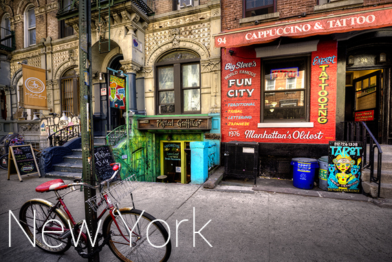 Photos of New York City