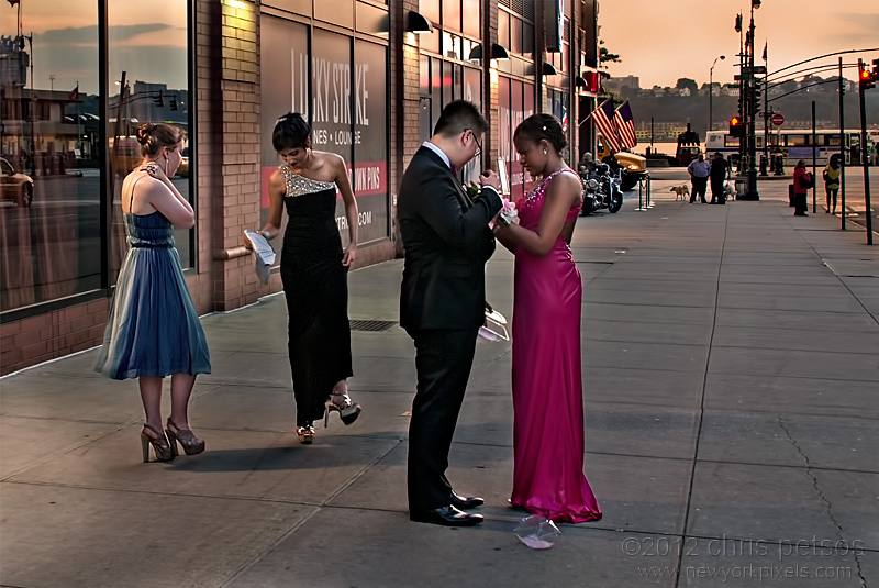 New York Prom Night